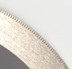 タテ別注特殊鋼マイクロミシン刃の拡大写真