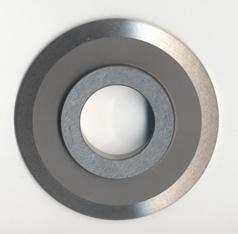 タテ別注特殊鋼マイクロミシン刃の写真