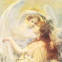 天使と仲良くなる方法(初級編)