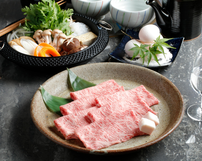 米沢牛のリブロース!甘みを感じられる霜降りの最高級牛肉です すき焼き用画像