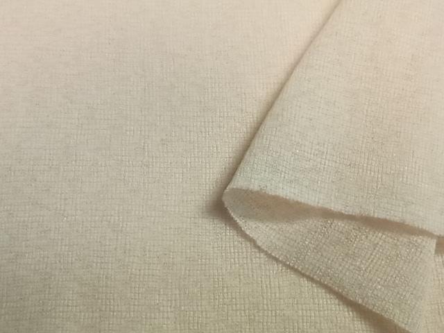 強撚 ガーゼ フライス ニット生地 小巾 408の画像