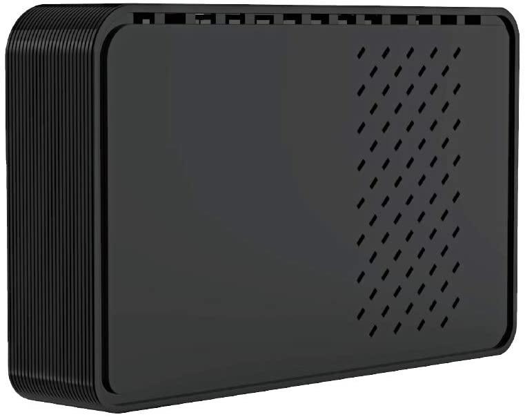 外付けハードディスク 2TB (F302E3-BK)画像
