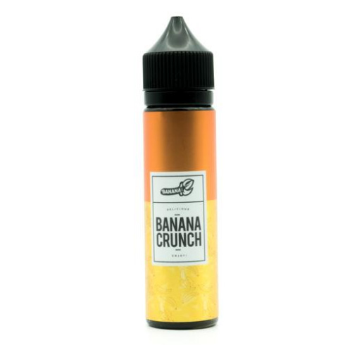 【BANANA CRUNCH】(60ml)BANANA PEELの画像