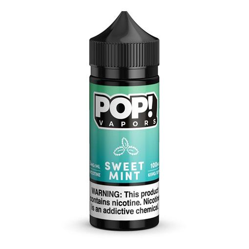 【SWEET MINT GUM】(100ml)CANDY POP!画像