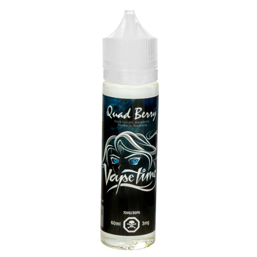 【QUAD BERRY】(60ml) VAPE TIME画像