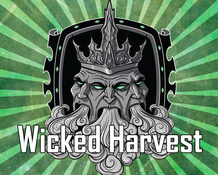 【WICKED HARVEST】(30ml) KING OF THE CLOUD画像