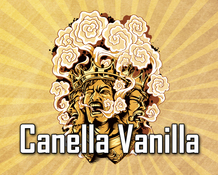 【CANELLA VANILLA】(30ml) KING OF THE CLOUD画像