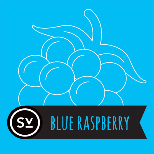【Blue Raspberry】(60ml) SIMPLY VAPOUR画像