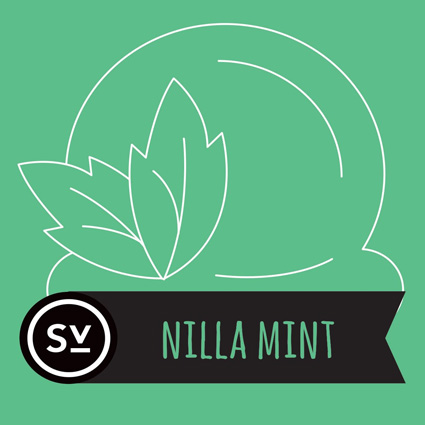 【Nilla Mint】(60ml) SIMPLY VAPOURの画像