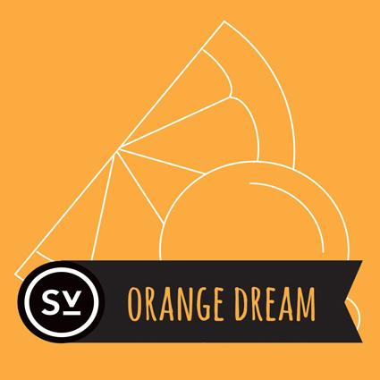 【Orange Dream】(60ml) SIMPLY VAPOURの画像