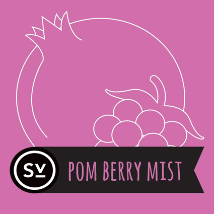 【Pom Berry Mist】(60ml) SIMPLY VAPOURの画像