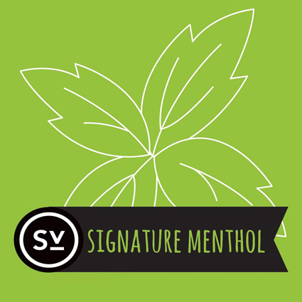 【Signature Menthol】(60ml) SIMPLY VAPOURの画像