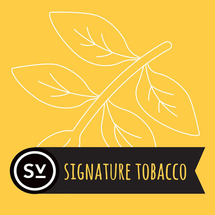 【Signature Tobacco】(60ml) SIMPLY VAPOURの画像