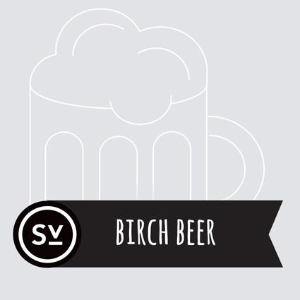 【Birch Beer】(60ml) SIMPLY VAPOURの画像