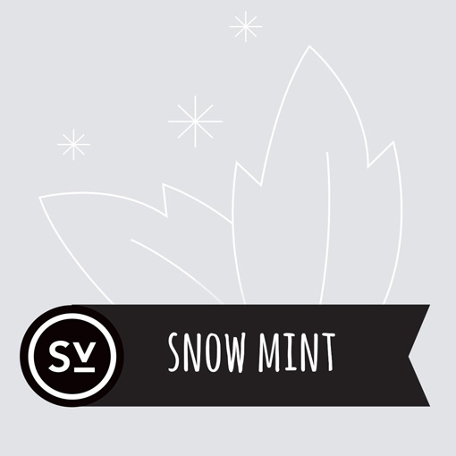【Snow Mint】(60ml) SIMPLY VAPOURの画像