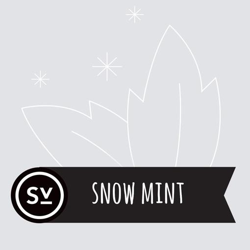 【Snow Mint】(60ml) SIMPLY VAPOUR画像