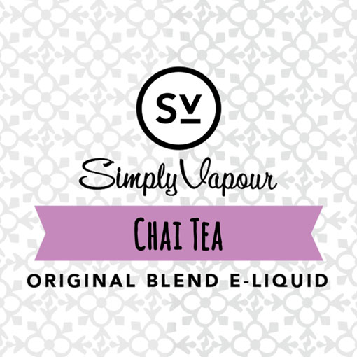 【Chai Tea】(30ml) SIMPLY VAPOURの画像