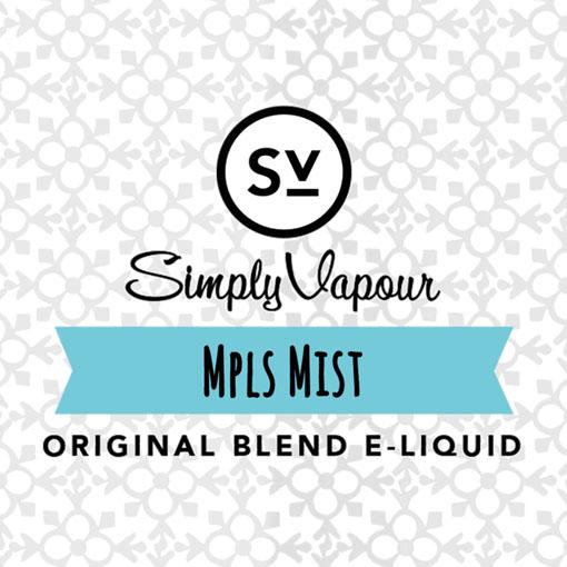 【MPLS Mist】(30ml) SIMPLY VAPOURの画像