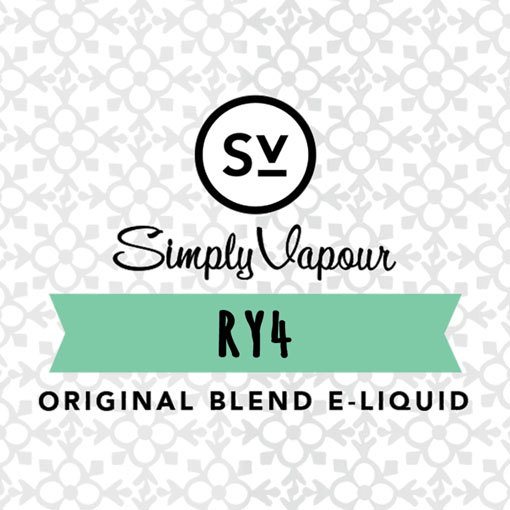 【RY4】(30ml) SIMPLY VAPOURの画像