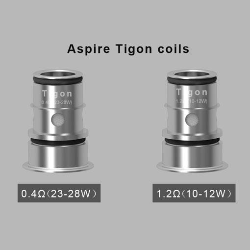 【Tigon Tank coil】ASPIREの画像
