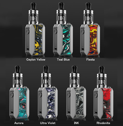 【DRAG Baby Trio Kit】VOOPOOの画像