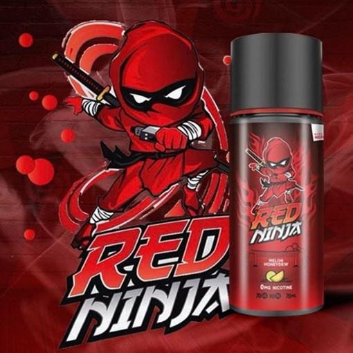 【RED NINJA】(70ml) RED NINJAの画像
