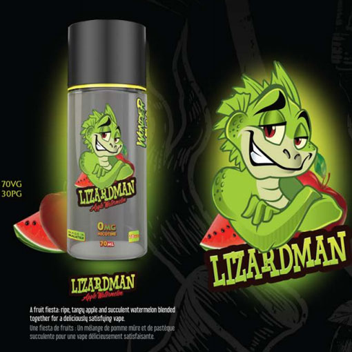 【LIZARDMAN】(70ml)Wonder Flava画像