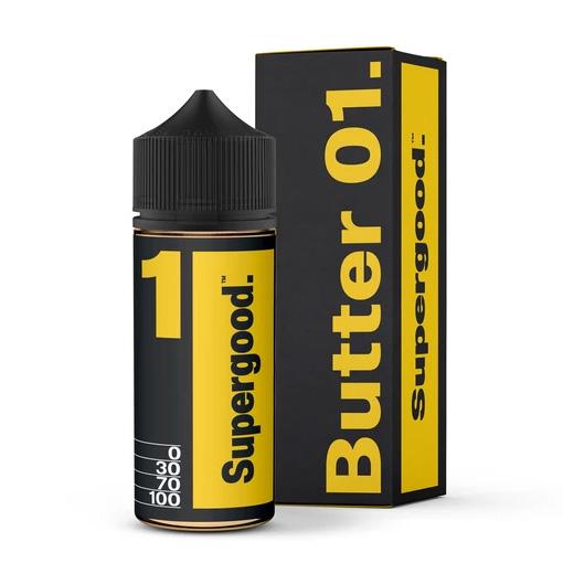 【Butter 01.】(100ml) Supergood. 画像