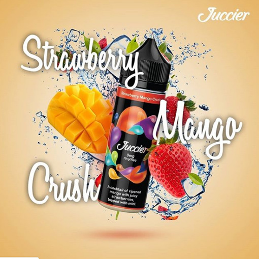 【Strawberry Mango Crush】(50ml) Juccierの画像