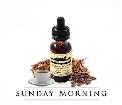 【SUNDAY MORNING】(30ml) MOUNTAIN OAK VAPORSの画像