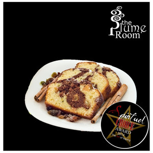 【Cinna-Drizzle Coffee Cake】(60ml)  THE PLUME ROOMの画像