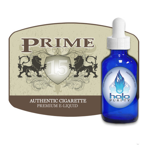 【PRIME15】(30ml) Halo Cigsの画像
