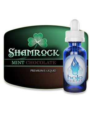 【SHAMROCK】(30ml) Halo Cigs画像