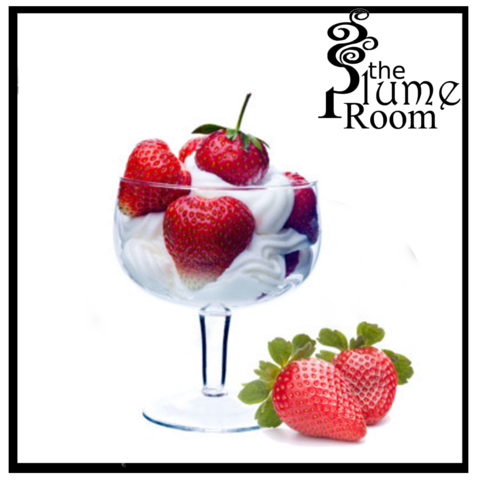 【Strawberries & Cream】(30ml)  THE PLUME ROOMの画像