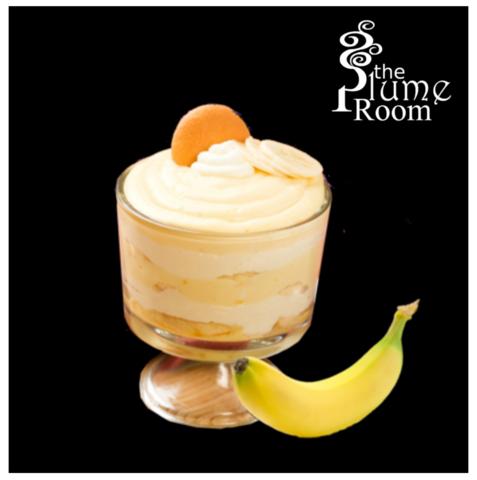 【Banana Pudding】(60ml)  THE PLUME ROOMの画像
