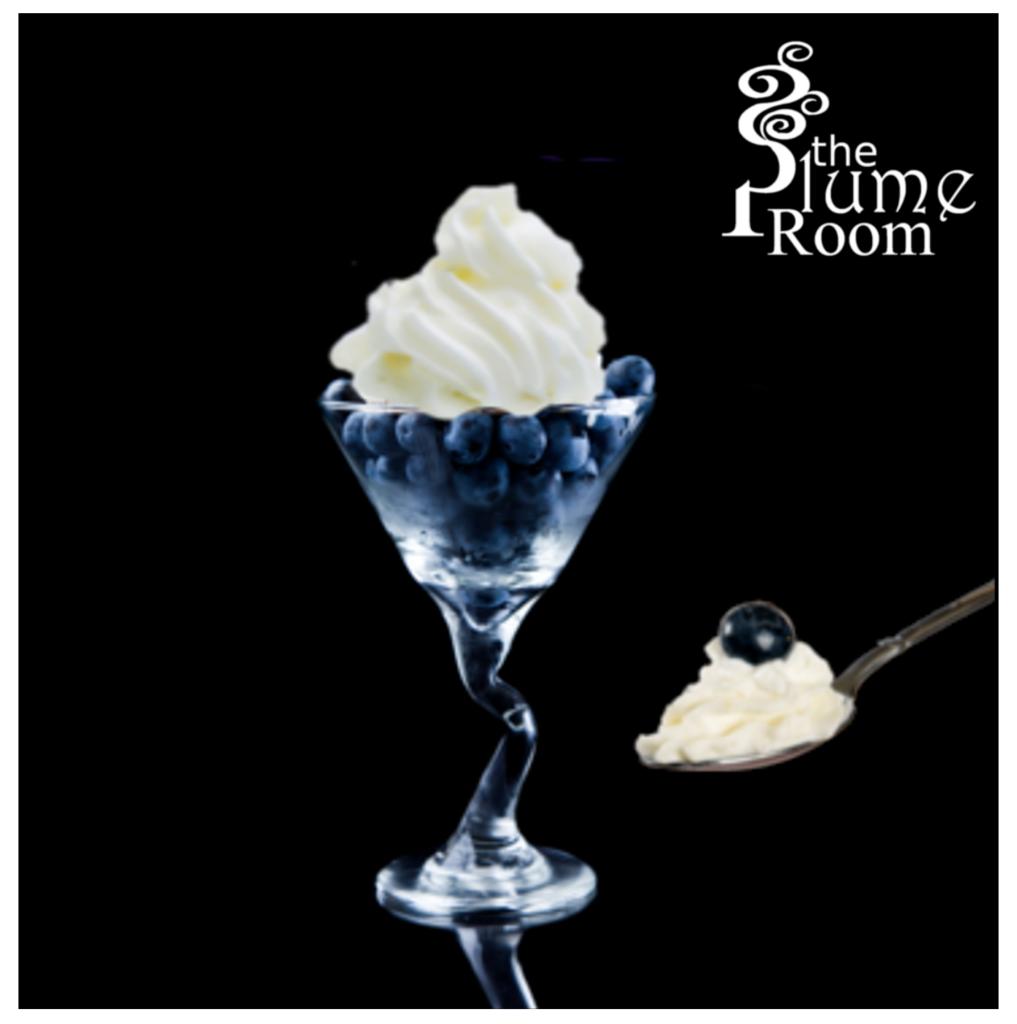 【Blueberries and Fresh Cream】(60ml) THE PLUME ROOM画像