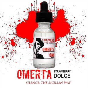 【OMERTA】(30ml) CREME DE LA CREMAの画像