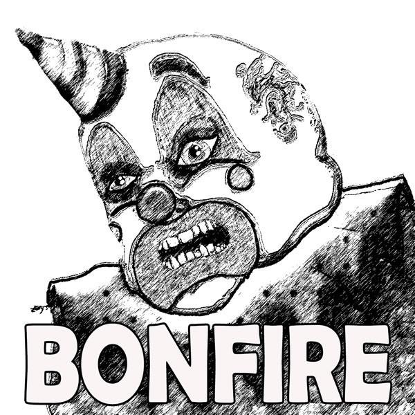 【Bonfire-MAX VG(glass bottle)】(30ml) The Vapor Girlの画像