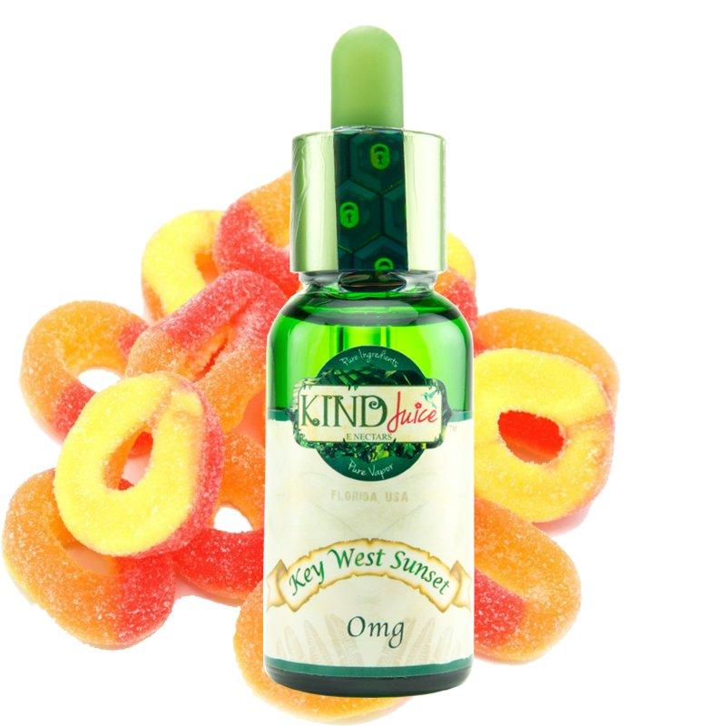 ~オーガニック~【KEY WEST SUNSET】(15ml) Kind Juice画像