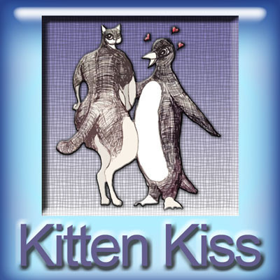 【Kitten Kiss-MAX VG(glass bottle)】(30ml) The Vapor Girlの画像