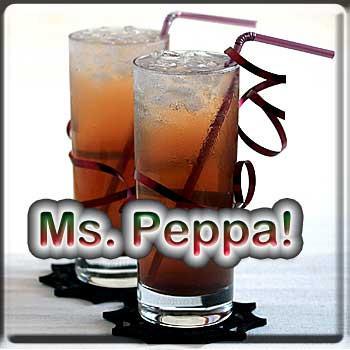 【Ms.Peppa!】(15ml) The Vapor Girlの画像