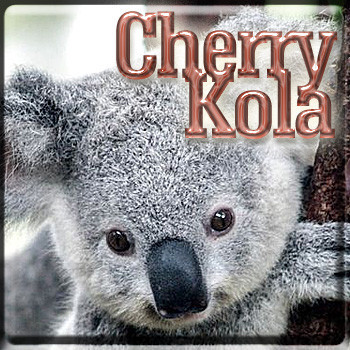 【Cherry Kola】(15ml) The Vapor Girlの画像