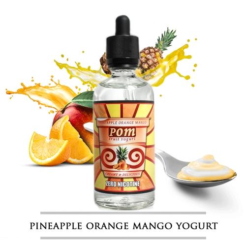 【Pom Yogurt】(30ml) MOUNTAIN OAK VAPORSの画像