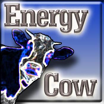 【Energy Cow】(15ml) The Vapor Girlの画像