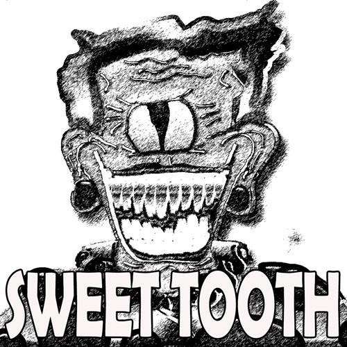 【Sweet Tooth-MAX VG(glass bottle)】(15ml) The Vapor Girlの画像