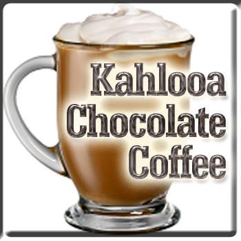【Kahlooa Chocolate Coffee】(15ml) The Vapor Girlの画像