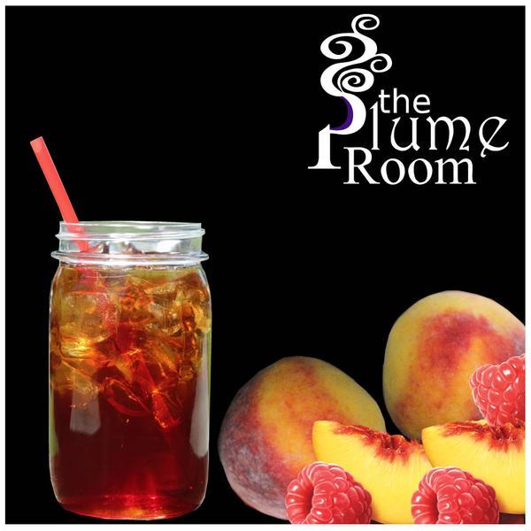 【Raspberry Peach Sweet Tea】(60ml) THE PLUME ROOM画像
