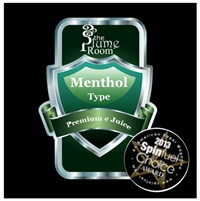 【Menthol Type】(30ml) THE PLUME ROOMの画像