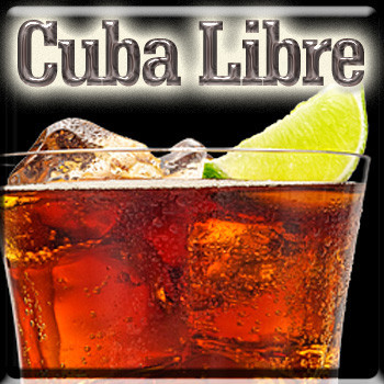 【Cuba Libre】(15ml) The Vapor Girlの画像