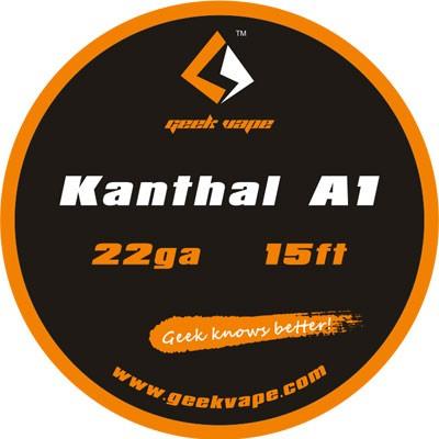 【Kanthal A1 Wire】Geek Vapeの画像
